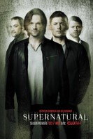 Supernatural movie poster (2005) picture MOV_9bf2d839