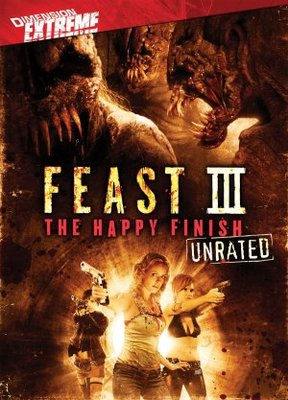 Feast 3: The Happy Finish movie poster (2009) poster MOV_5663bb13