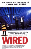 Wired movie poster (1989) picture MOV_5664e522