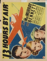 Thirteen Hours by Air movie poster (1936) picture MOV_566d94b4