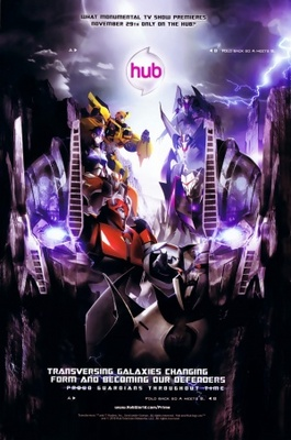 Transformers Prime movie poster (2010) poster MOV_566f4456