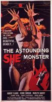 The Astounding She-Monster movie poster (1957) picture MOV_56770c3c