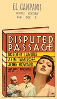 Disputed Passage movie poster (1939) picture MOV_5677829d