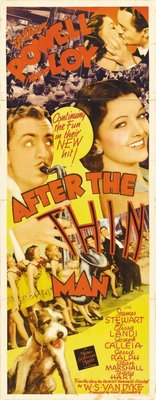 After the Thin Man movie poster (1936) poster MOV_5677a617