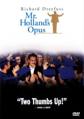 Mr. Holland's Opus movie poster (1995) poster MOV_56796bbf