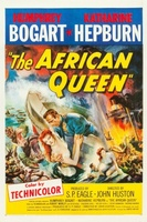 The African Queen movie poster (1951) picture MOV_567ec54e