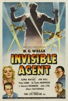 Invisible Agent movie poster (1942) picture MOV_567fe496