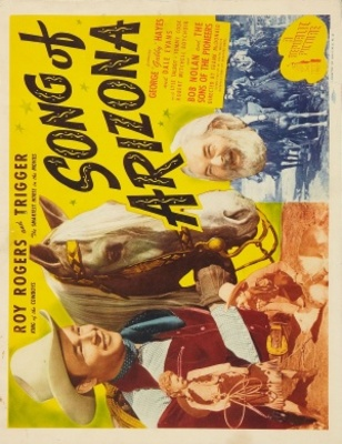 Song of Arizona movie poster (1946) poster MOV_568ed8b4
