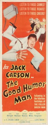 The Good Humor Man movie poster (1950) poster MOV_569554ae
