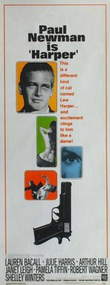 Harper movie poster (1966) poster MOV_5695c2df
