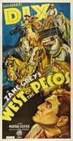 West of the Pecos movie poster (1934) picture MOV_56994ba6