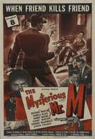 The Mysterious Mr. M movie poster (1946) picture MOV_569be1e8