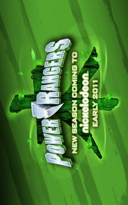 Power Rangers Samurai movie poster (2011) poster MOV_56a74440