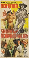 Sheriff of Redwood Valley movie poster (1946) picture MOV_56af2c0d