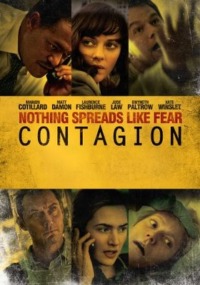 Contagion movie poster (2011) poster MOV_56afd1e3