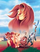 The Lion King II: Simba's Pride movie poster (1998) picture MOV_56ba0ddc