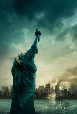 Cloverfield movie poster (2008) poster MOV_56bebc0c