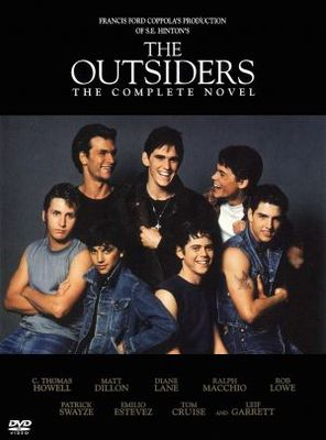 The Outsiders movie poster (1983) poster MOV_56c4dc45
