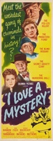 I Love a Mystery movie poster (1945) picture MOV_56cd6732