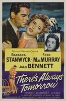 There's Always Tomorrow movie poster (1956) picture MOV_56d35d46