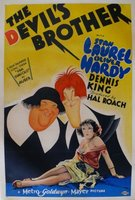 The Devil's Brother movie poster (1933) picture MOV_56d5e295