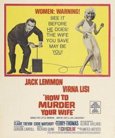 How to Murder Your Wife movie poster (1965) picture MOV_3b7dedd6