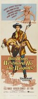 Westward Ho the Wagons! movie poster (1956) picture MOV_56df95de