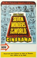 Seven Wonders of the World movie poster (1956) picture MOV_56dfa7af