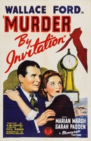 Murder by Invitation movie poster (1941) picture MOV_56e0fdcd