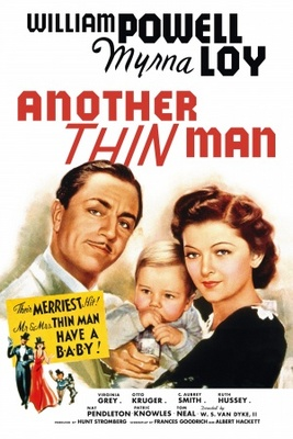 Another Thin Man movie poster (1939) poster MOV_56e57700