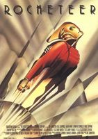 The Rocketeer movie poster (1991) picture MOV_56ea91e8