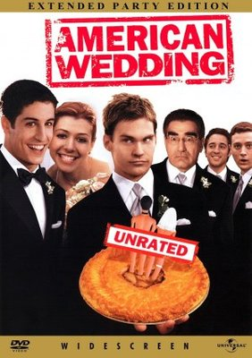 American Wedding movie poster (2003) poster MOV_56eb4c6a