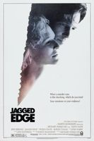 Jagged Edge movie poster (1985) picture MOV_56ef00c5