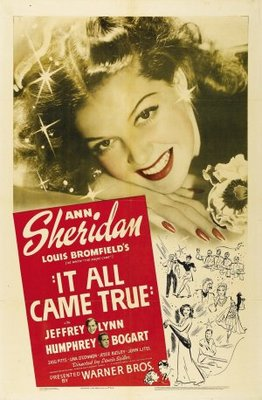 It All Came True movie poster (1940) poster MOV_56f1c09f