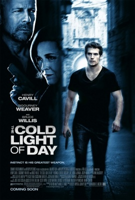The Cold Light of Day movie poster (2011) poster MOV_56f33824