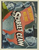 The Scarlet Claw movie poster (1944) picture MOV_450c0cdb