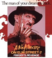 A Nightmare On Elm Street Part 2: Freddy's Revenge movie poster (1985) picture MOV_56fcd704