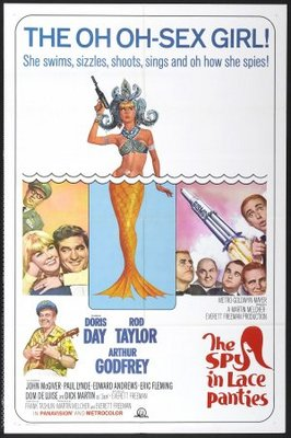 The Glass Bottom Boat movie poster (1966) poster MOV_56fd0d63
