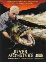 River Monsters movie poster (2009) picture MOV_570a168d