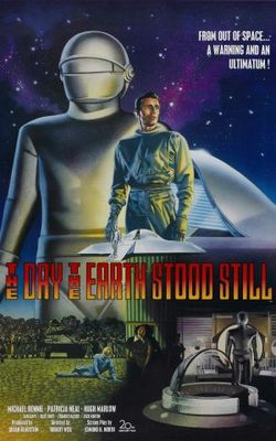 The Day the Earth Stood Still movie poster (1951) poster MOV_570b24c1