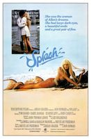 Splash movie poster (1984) picture MOV_571f0c24