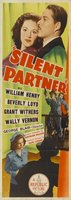 Silent Partner movie poster (1944) picture MOV_5725420a