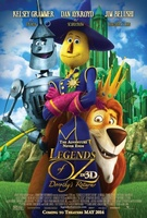 Legends of Oz: Dorothy's Return movie poster (2014) picture MOV_572ccdf2