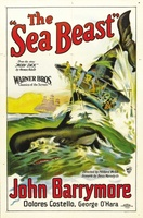 The Sea Beast movie poster (1926) picture MOV_572fa482