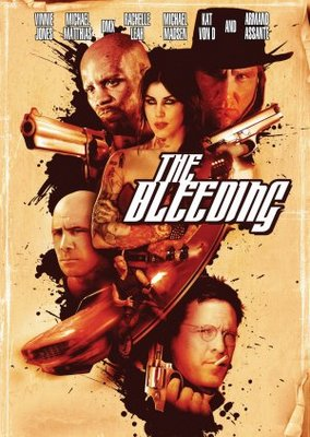 The Bleeding movie poster (2009) poster MOV_5735f9c1