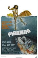 Piranha movie poster (1978) picture MOV_573d46ee