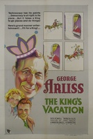 The King's Vacation movie poster (1933) picture MOV_573f6f01