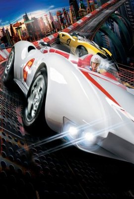 Speed Racer movie poster (2008) poster MOV_57403ff8