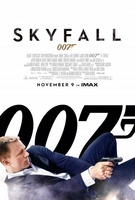 Skyfall movie poster (2012) picture MOV_551c7799