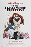 The Great Mouse Detective movie poster (1986) picture MOV_5741dc28